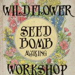 Wildflower seed bomb logo