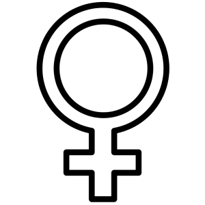 Woman's Hour (and a half) - Female_Symbol