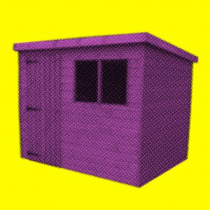 Shed Project - Melanie Clifford & samfrancisco