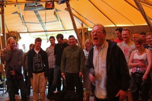 Phil Minton's Feral Choir - Phil-Minton-Feral-Choir