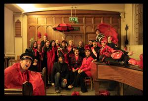 The Hackney Secular Singers - hackney sec singers