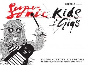 Supersonic Kids Gig: Flamingods - kids_gig