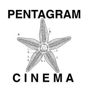 Pentagram Cinema - pentagram cinema logo
